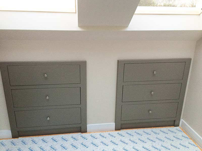Bespoke Loft Furniture Custom Furniture Fitted Furniture
