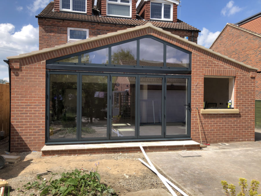 House Extension Completed
